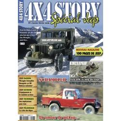 Magazine 4X4STORY N°1