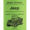 Manuel Technique - JEEP