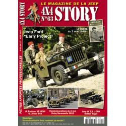 Magazine 4X4STORY N°63