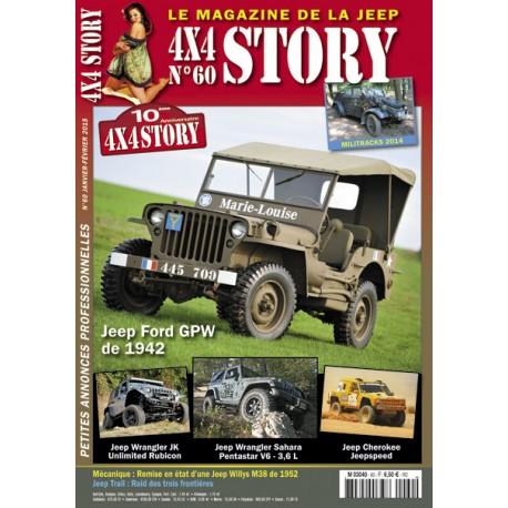 Magazine 4X4STORY N°60