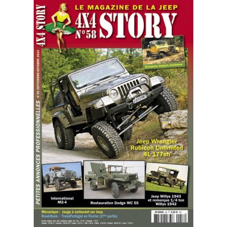 Magazine 4X4STORY N°59
