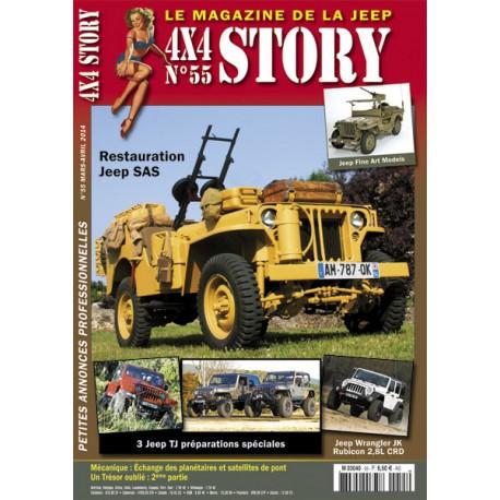 Magazine 4X4STORY N°55