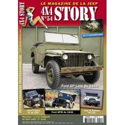 Magazine 4X4STORY N°54