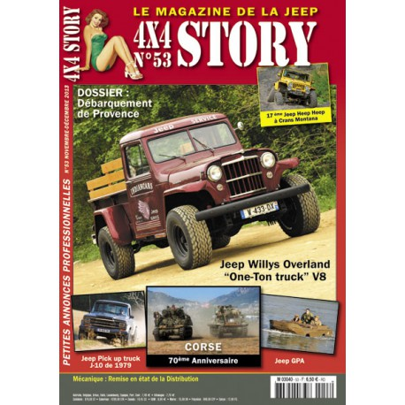 Magazine 4X4STORY N°53