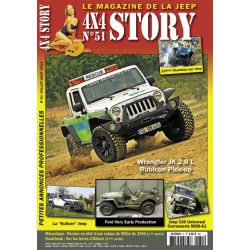 Magazine 4X4STORY N°51