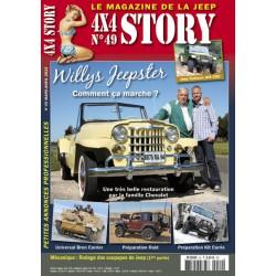Magazine 4X4STORY N°49