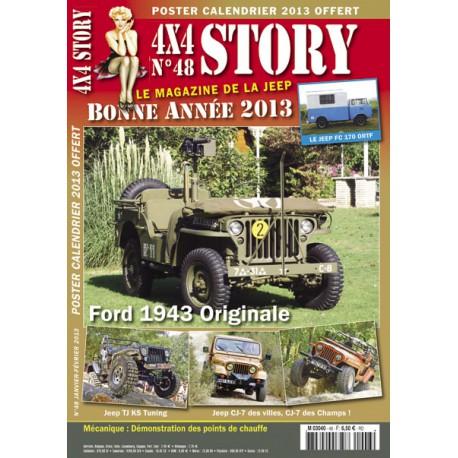 Magazine 4X4STORY N°48