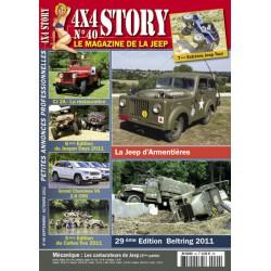 Magazine 4X4STORY N°40