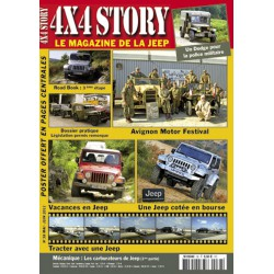 Magazine 4X4STORY N°38
