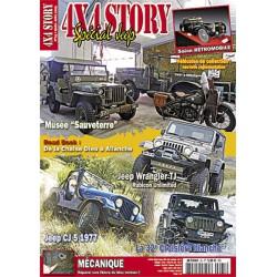Magazine 4X4STORY N°25