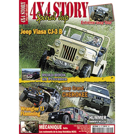 Magazine 4X4STORY N°20