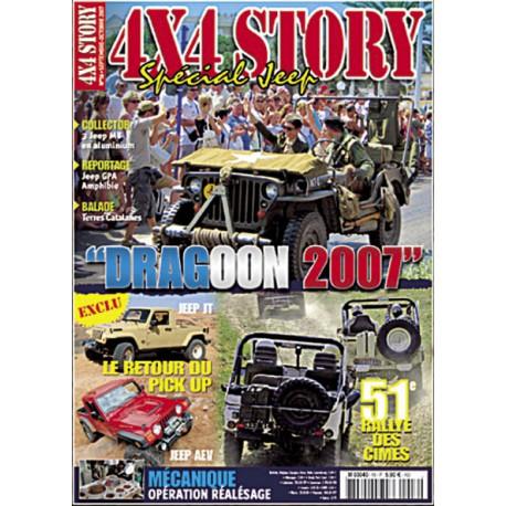 Magazine 4X4STORY N°16