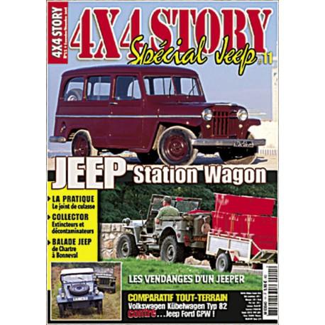 Magazine 4X4STORY N°11