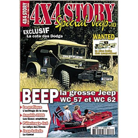 Magazine 4X4STORY N°10