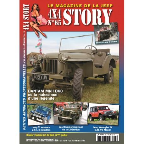 Magazine 4X4STORY N°65