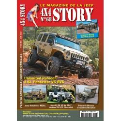 Magazine 4X4STORY N°68