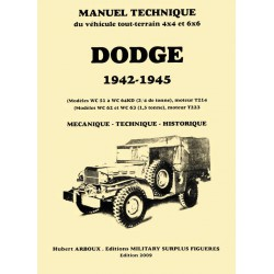 Manuel Technique - DODGE
