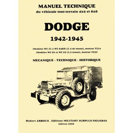 Manuel Technique - DODGE