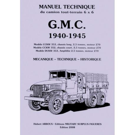 Manuel Technique - GMC