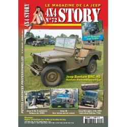 Magazine 4X4STORY N°72