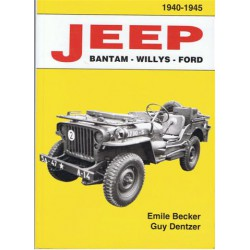 "JEEP BANTAM WILLYS FORD ""BEKER"""