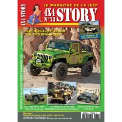 Magazine 4X4STORY N°73