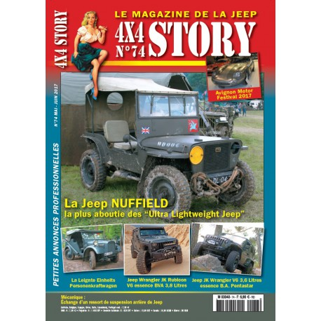 Magazine 4X4STORY N°74
