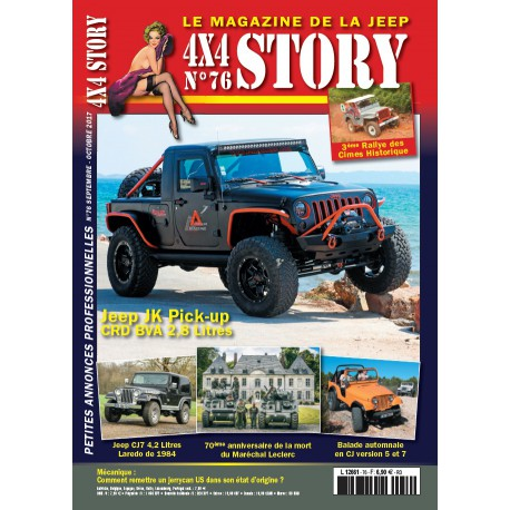 Magazine 4X4STORY N°76