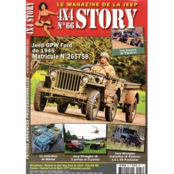 Magazine 4X4STORY N°66
