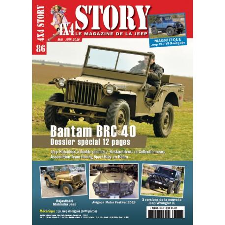 4x4 Story numéro 86