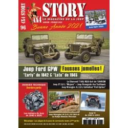 Magazine 4X4STORY N°96