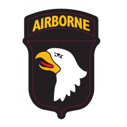 BLASON 04 82E ARMY AIRBORNE