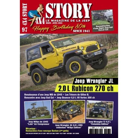 Magazine 4X4STORY N°97