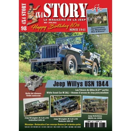 Magazine 4X4STORY N°98