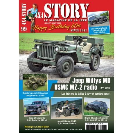 Magazine 4X4STORY N°99