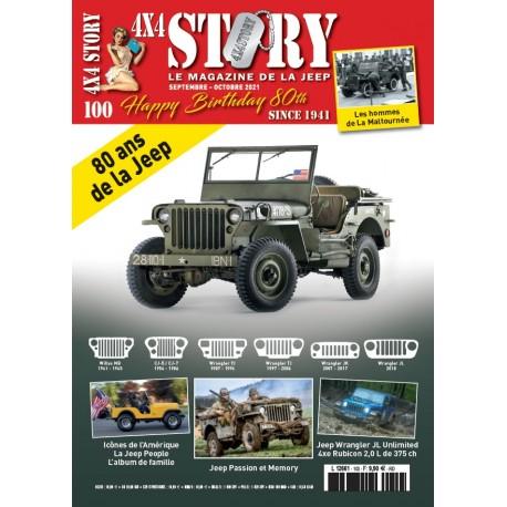 4X4 STORY N°100